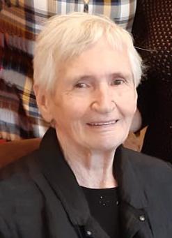Portrait von Erna Grabenbauer