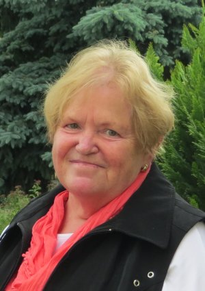 Portrait von Brigitte Angerer
