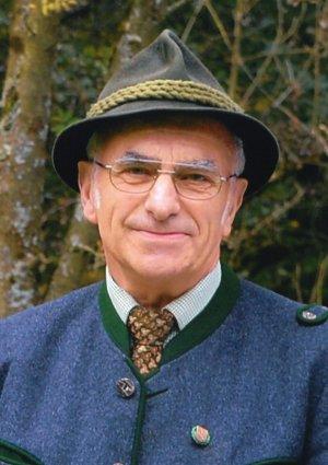 Portrait von Engelbert Kapfenberger